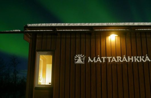 mattarahkka lodge in sweden