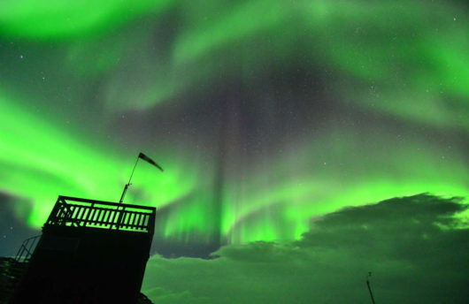 Abisko Northern lights