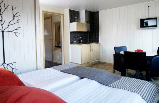 Rooms at Hotel camp ripan