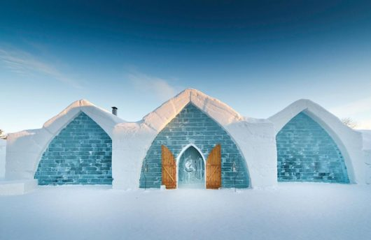Canada Ice HOTEL