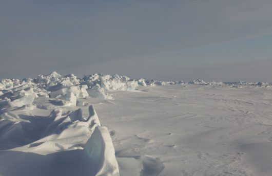 Diving at the North Pole - Snow and Ice