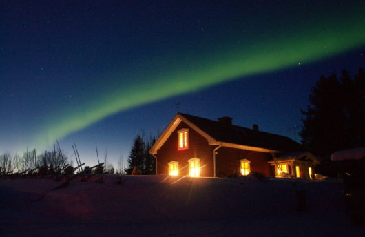 Northern Lights with Direct Flights