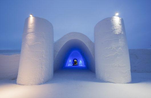 Kemi Ice castle