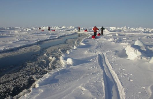 Tour to the North Pole