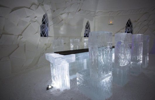 Game of Thrones Snow room