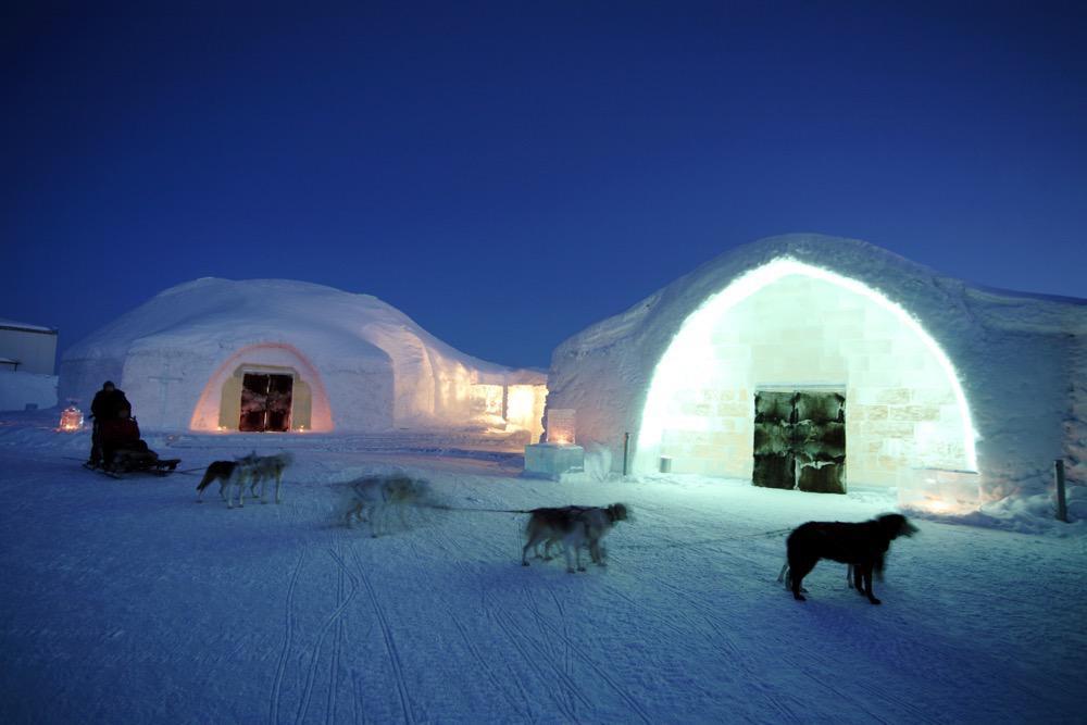 3 Night bucket list trip to Ice Hotel in Jukkasjärvi Sweden