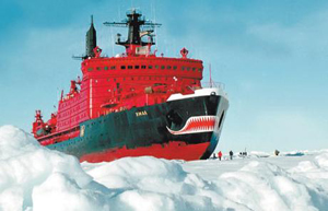 North Pole Ice Breaker