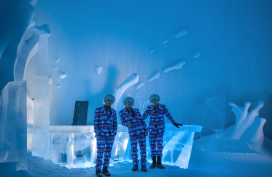 Ice Bar Ice Hotel Sweden