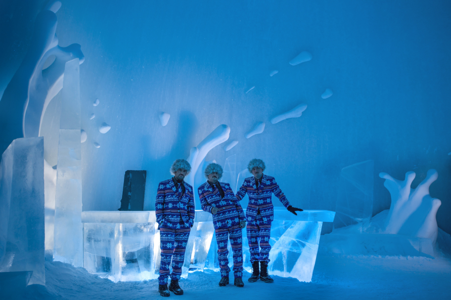 Ice Hotel Sweden Deluxe Northern Lights Package