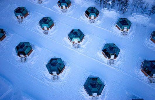 Rovaniemi Glass Igloos