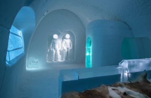 Art Suite Ice Hotel 2018