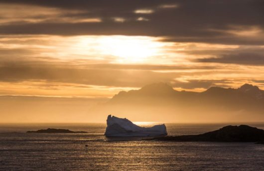 Greenland Trekking