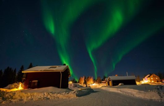 Northern Lights Lodge