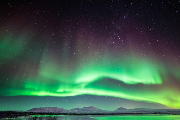 aurora borearlis