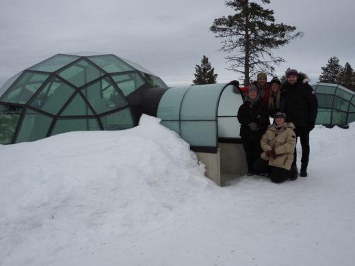 Arctic Direct Kakslauttanen