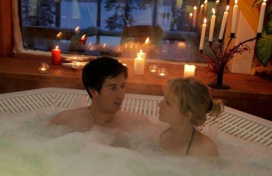 Romantic Winter Proposal