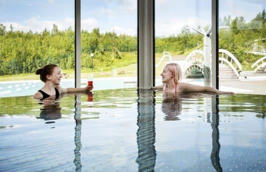 Indoor Spa Kiruna