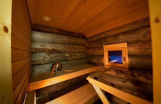 Kakslauttanen Sauna