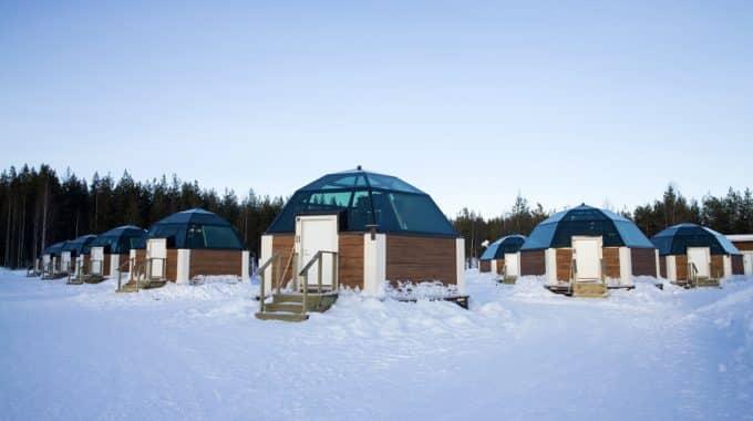 Igloo Ice Hotel stay