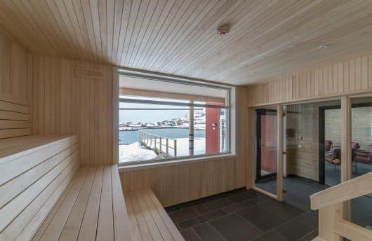 northern lights norway sauna and hot tubs
